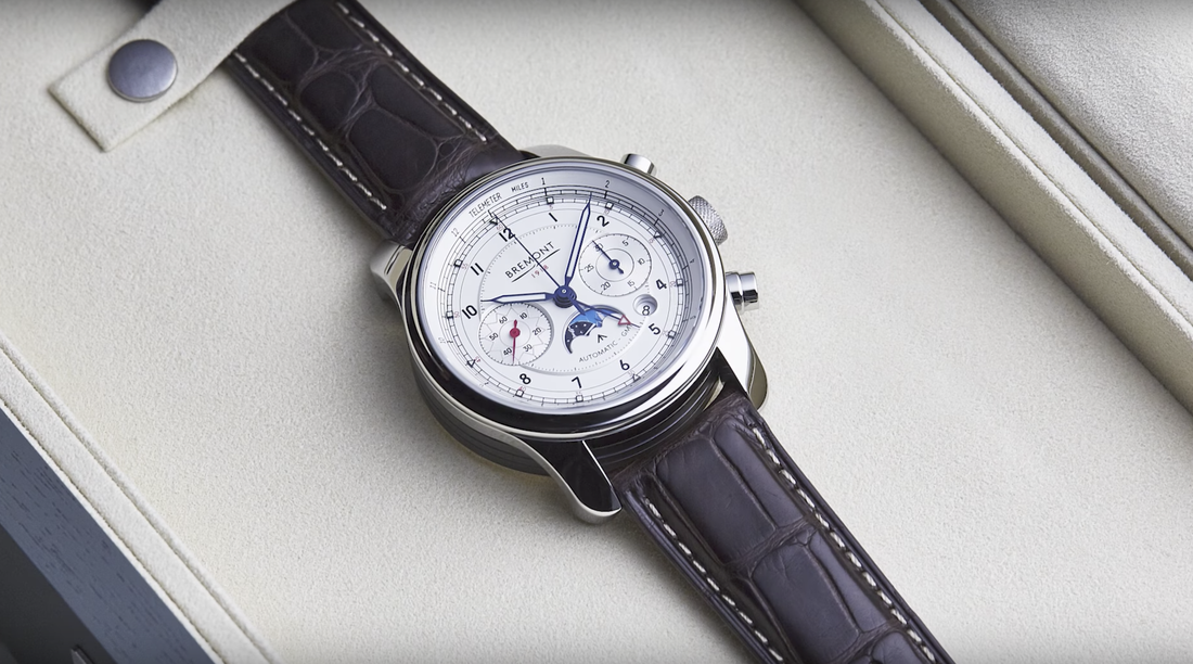 Bremont 1918/SS
